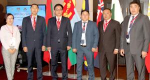 Ази номхон далайн орнуудын хорих байгууллагуудын удирдах ажилтнуудын 38 дахь бага хуралд амжилттай оролцов