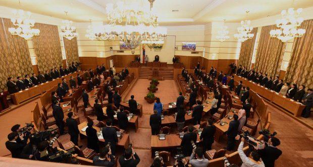 Улсын Их Хурлын 2018 оны намрын ээлжит чуулган: Хэлэлцэх асуудал, хуваарь 2019.01.21-25