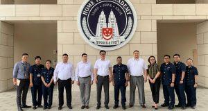 Сингапур улсын Хорих үйлчилгээний газарт албан айлчлал хийлээ